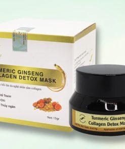 Detox phục hồi làn da nghệ nhân sâm collagen